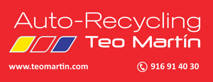 Auto-Recycling Teo Martín