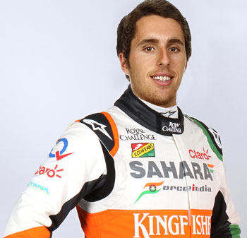 Oportunidad de oro para Juncadella (Foto: Sahara Force India)