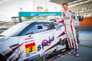 Lucas Ordoñez correrá el Súper GT japonés Nissan_Lucas_Ordonez
