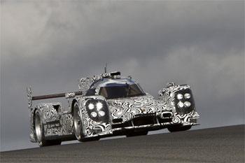 Porsche participará en Le Mans con cuatro coches oficiales Porsche_919_hybrid